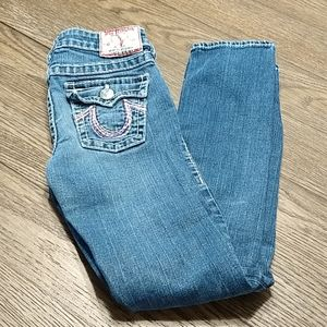 True Religion Girls Jeans 12